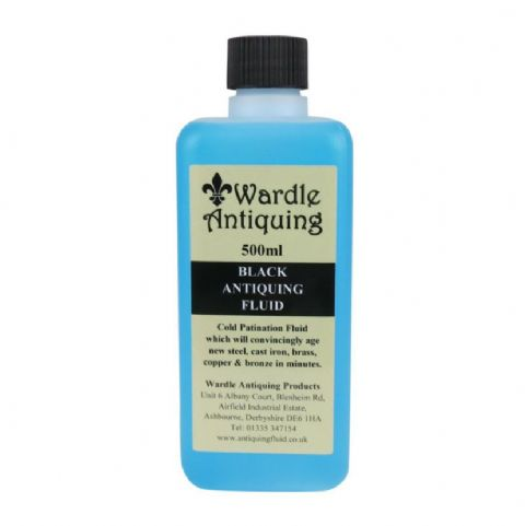 Black  Antiquing Fluid 500ml